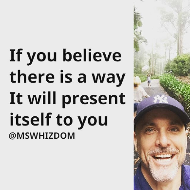 If you believe there is a way. It will present itself to you. Get access to some free mindset tips & tricks you can use starting today at nlpmindcoach.com #makeithappen #begreat #succeed #ambition #empower #mindset #personaldevelopment