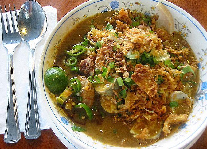 Mi rebus Johor Blog Cik Matahariku