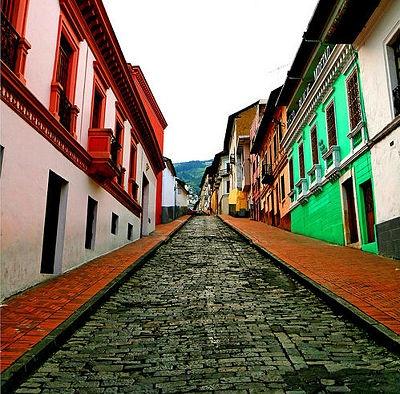 Quito Ecuador - going here soon!