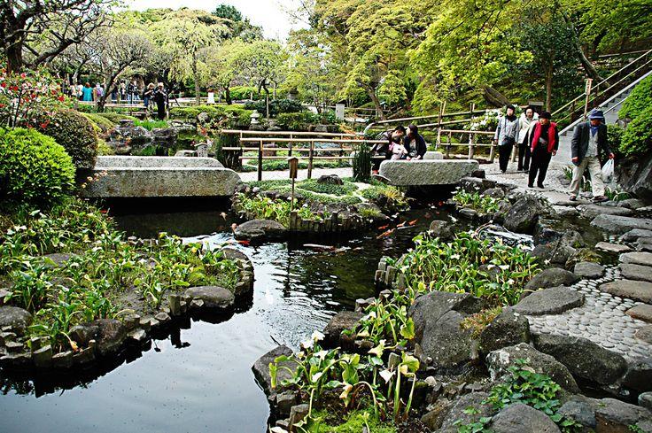 festa jardim japones : festa jardim japones:Paisagismo Oriental -História Dicas Para Construir um Jardim – Jardim