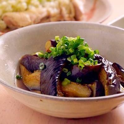 フライパンでつくる揚げない「なすの煮浸し」 by シラサカアサコさん ...