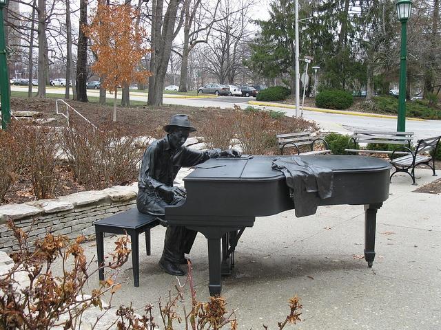 Indiana University - Hoagy Carmichael