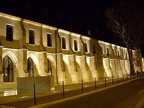 Collège des Bernardins — Wikipédia