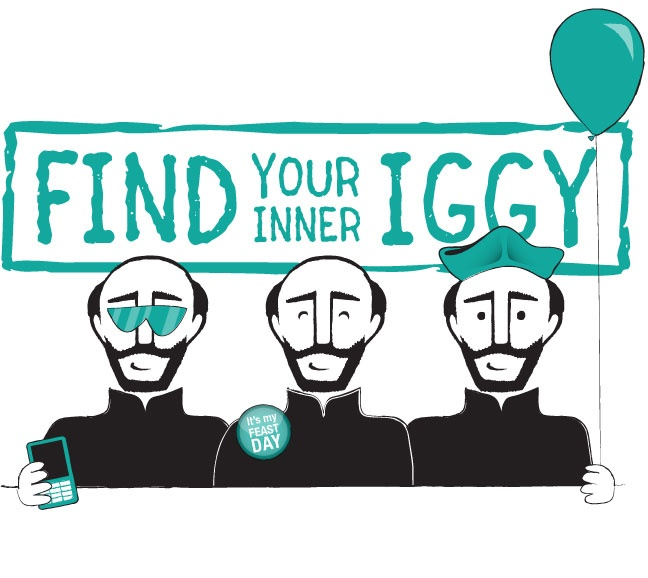 St. Ignatius may have lived 500 years ago, but he's still setting the world on fire. Explore his spirituality--and learn more about your own--with our series, Find Your Inner Iggy. Visit FindYourInnerIggy.com to explore an interactive reflection from @JamesMartinSJ, and then find the saint on Facebook!