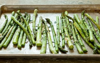 Look for asparagus during the spring when the flavorful  fragrant stalks are at their best  Try it with roasted or grilled fish  but it  39 s also great roughly chopped and tossed into hot pasta or whole grains  too