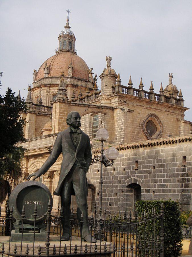 Jerez de la Frontera, Spain Visit the city with www.CrazySpanish.com