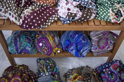 scarves for Winter - by Dal MONDO Collection
