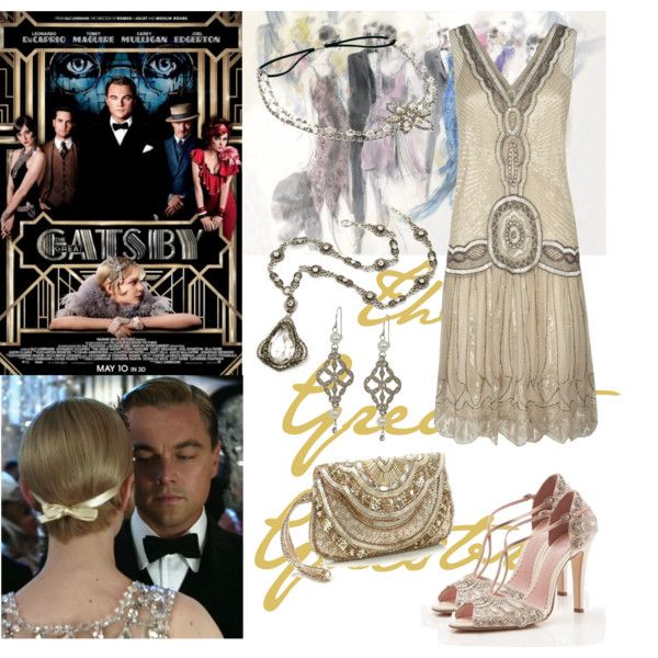The Great Gatsby by patrizia16 on Polyvore