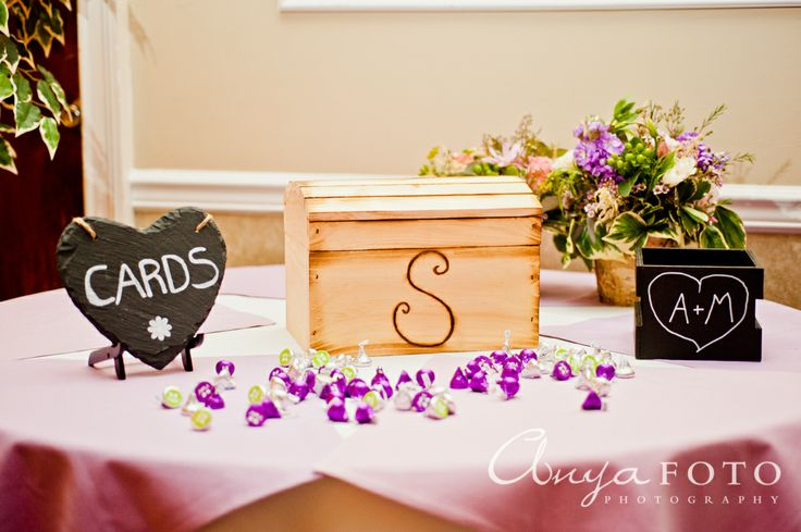 Wedding Gift And Card Table Ideas : Gift Table anyafoto.com, #wedding, wedding gift box, wedding card ...