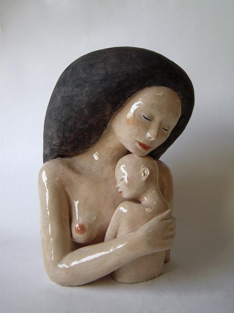 buste 1 by Melanie Bourget, via Flickr