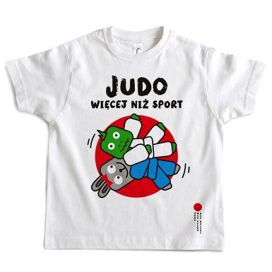 JUDO- T-Shirt - for kids - enjoy ;)