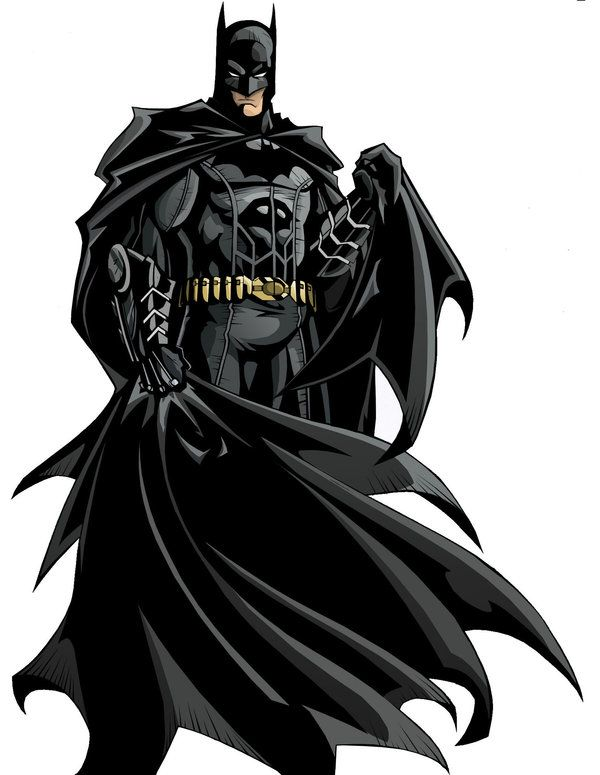 Batman by TimelessUnknown.deviantart.com on @deviantART