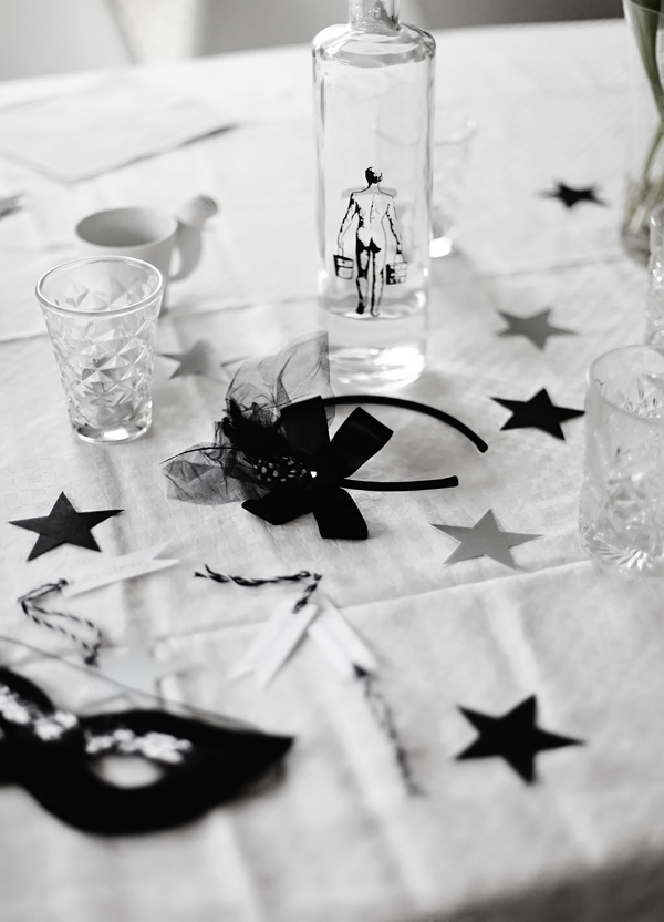 New year table setting /Helt Enkelt: 2013
