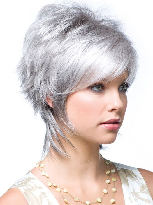 Norio Millie - Short with face framing fringe | Wigs.com - The Wig Experts™