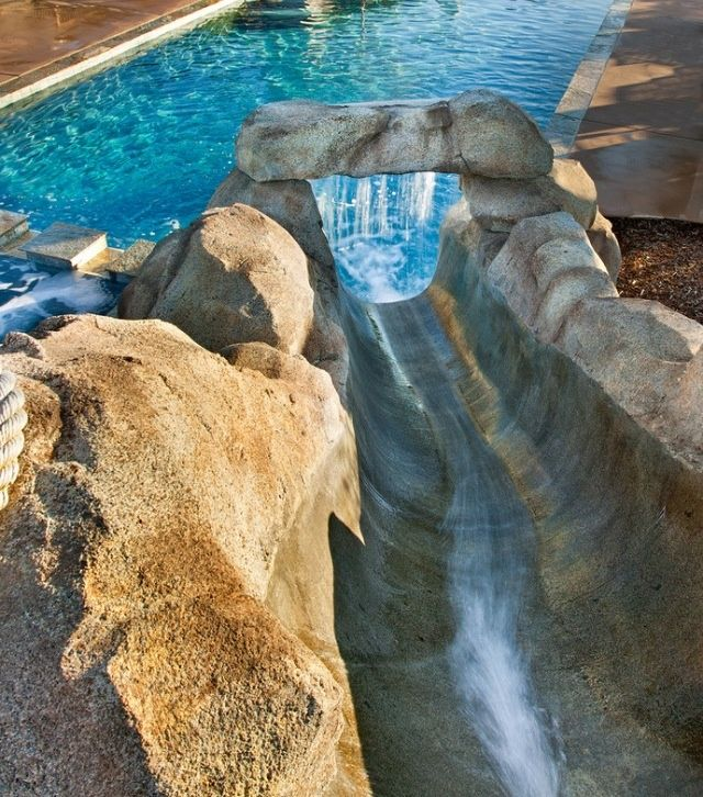 House Pools With Slides 17 best cool houses images on pinterest | architecture, cool