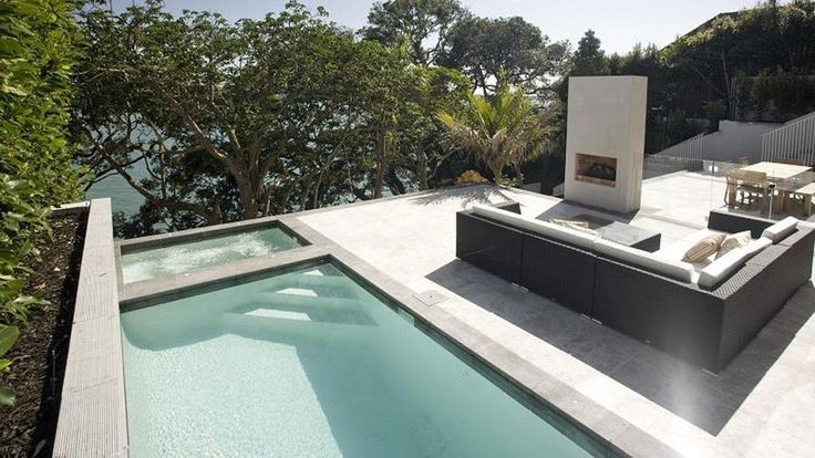 Photo gallery of pool designs pace pools auckland nz for Pool design auckland