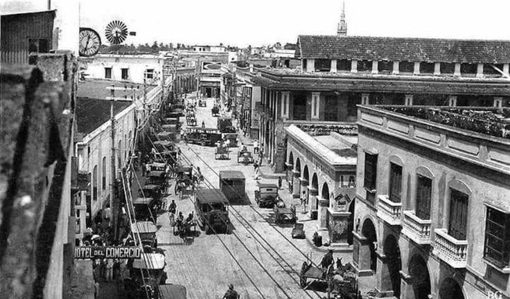 """Recuerdos de nuestra pujante  ciudad """"la vieja Barranquilla """""""