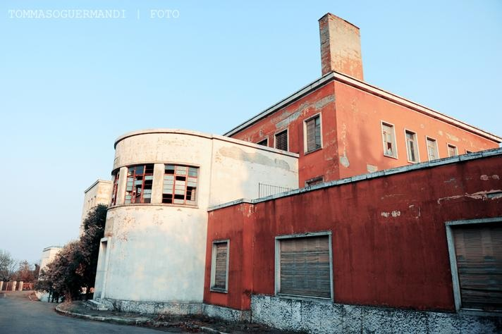 Ex Sanatorium Montecatone | rethink the abandoned world