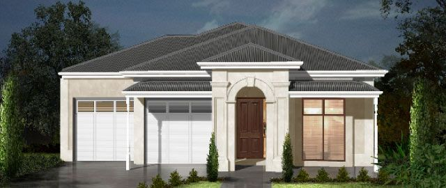 The Barletta - from the Weeks Peacock Homes Heritage Collection. Time honoured elegance is key to the design of the Barletta whilst the fluid floorplan is perfectly suited to the demands of modern life.