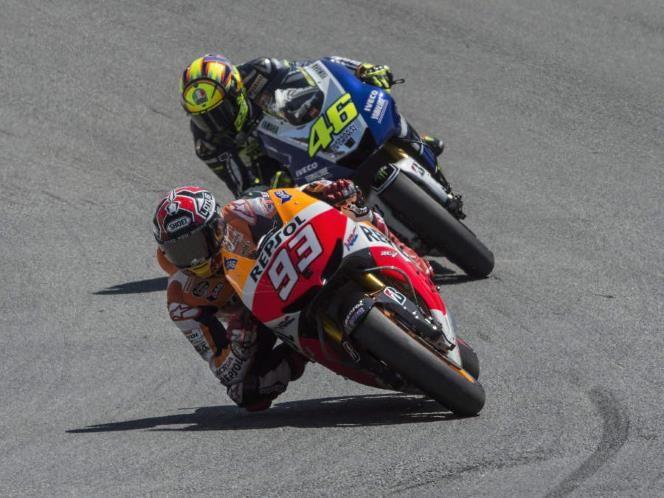 MotoGP: Marquez & Rossi