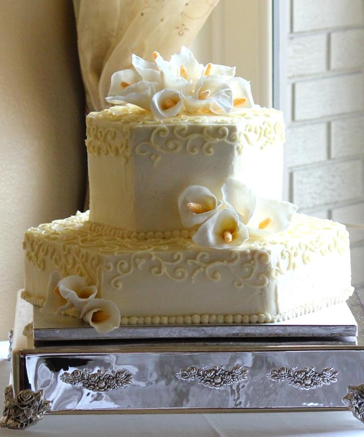 Mangiando e imparando wedding cakes