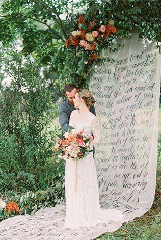 Свадебные арки и фоны - The-wedding.ru