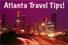 34 Fun Things to See and Do in Atlanta!  {if you're planning a vacation or day trip to Atlanta, you'll LOVE these tips!}  #atlanta #travel