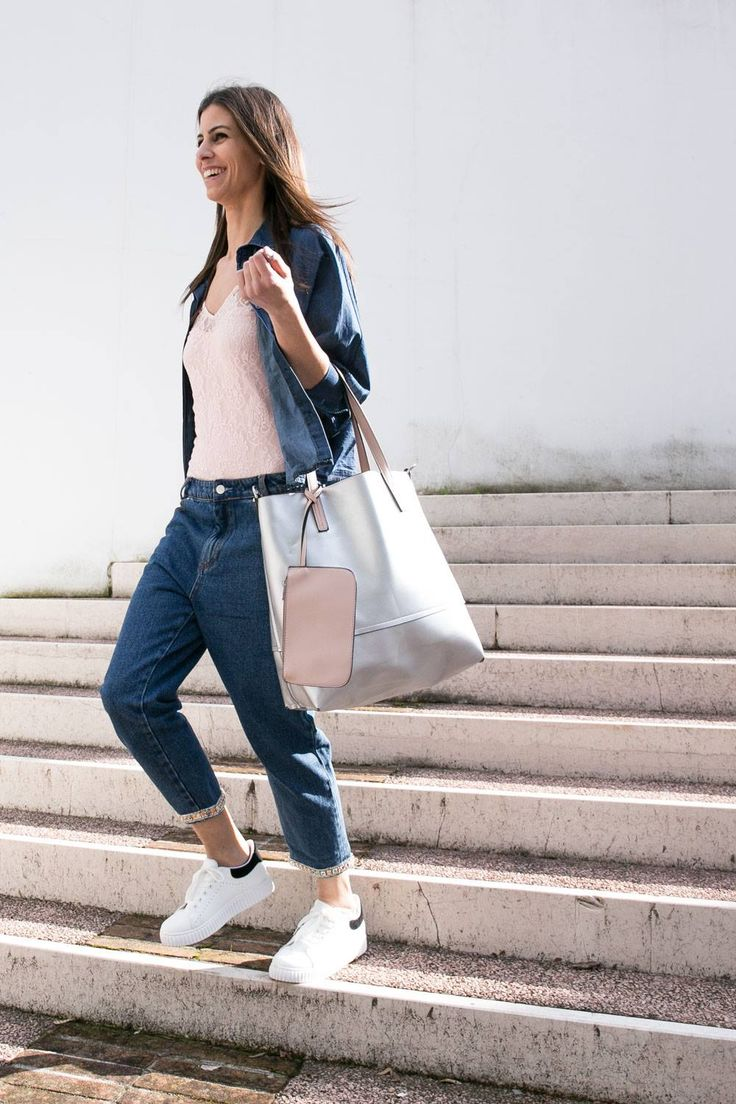Live simply! outfit by #DANI  #danishop #outfit #borsa #outdoor #moda #casual