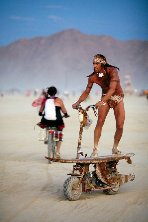 Festival Nevada Burning Man 2019