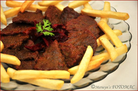 Hilda's Touch of Spice: Beef Roast