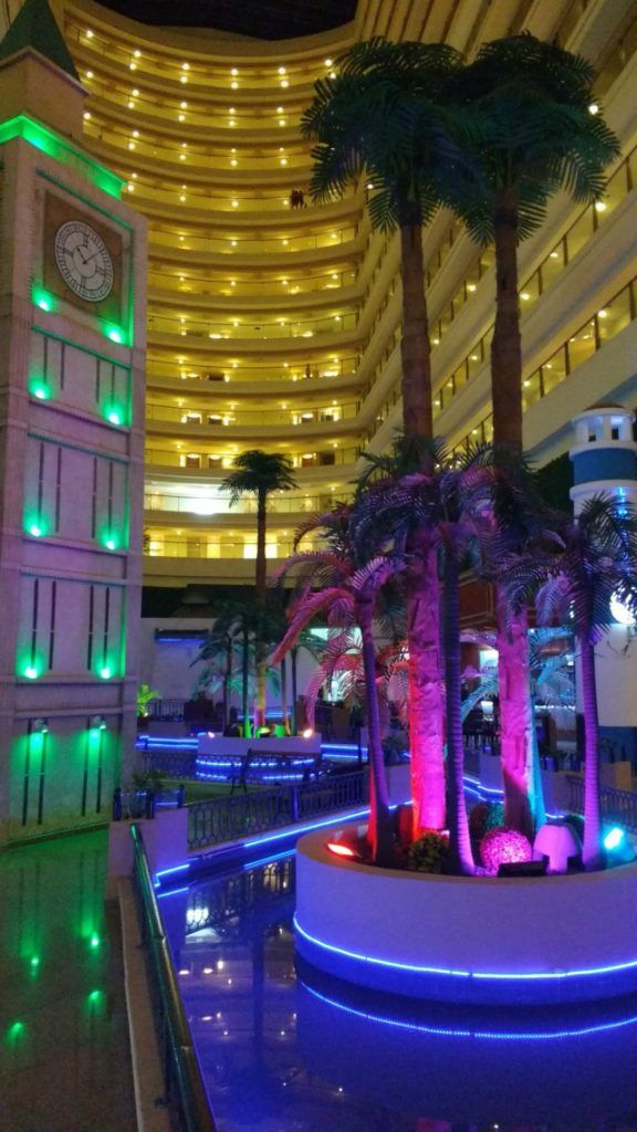 Seadust Cancun Family Resort A Pleasant Surprise Cancun Family Cancun Family Resort Family Resorts