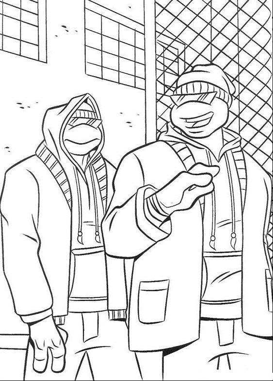 Beautiful Teenage Mutant Ninja Turtles Coloring Pages Printable 76 Teenage Mutant Ninja Turtles