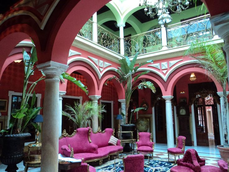 Hotel Ateneo. Sevilla