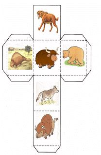 Recursos para Docentes: La Prehistoria (Story Cubes)