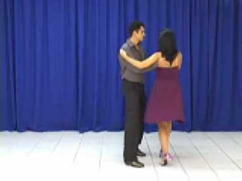 Dança de Salão - Curso de Bolero com Paulo Aguiar vol.1 em dvd