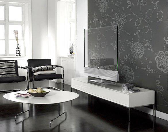Invisio Transparent TV Concept
