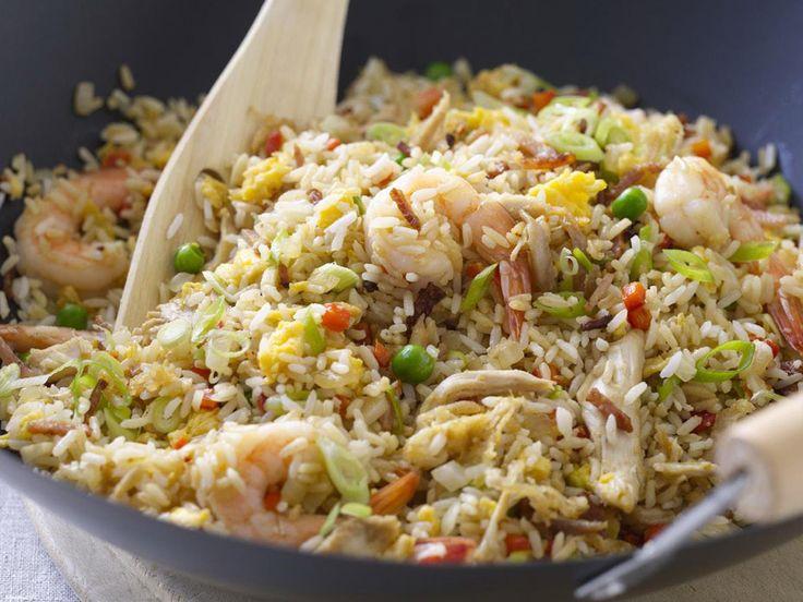 Best 25 combination fried rice ideas on pinterest ground beef combination fried rice ccuart Image collections
