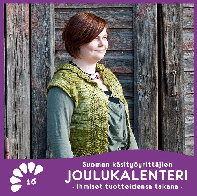 Olen Tiina Huhtaniemi, entinen lastentarhanopettaja, joka päätti muuttaa elämänsä suuntaa vuonna 2006. Lankapuoti TitiTyy onkin työllistänyt päätoimisesti vuoden 2008 lopusta saakka. Puodin muutto tämän hetkiseen tilaan Toivolan Vanhaan Pih  aan Jyväskylän keskustassa on ollut unelmien täyttymys!    >> Lue lisää :: https://www.facebook.com/Suomenky