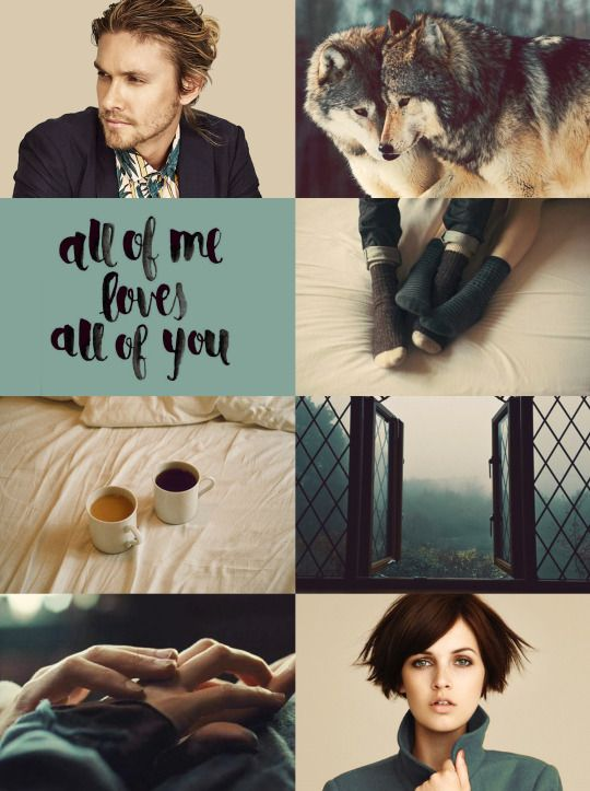 Harry Potter Moodboards - Remus Lupin & Nymphadora Tonks