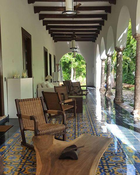 Amazing patio and tiles