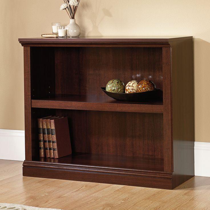2 Shelf Cherry Bookcase - Cool Rustic Furniture Check more at http://fiveinchfloppy.com/2-shelf-cherry-bookcase/