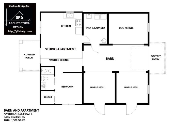 78 best horse barn w apartment images on pinterest for Horse barn with apartment plans