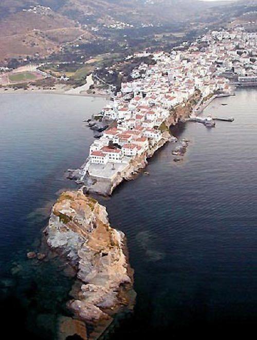 Greece - Andros - Chora