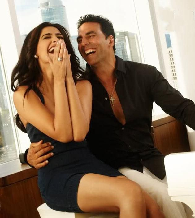 Sonam and Akshay Signed for R Balki's Next Project