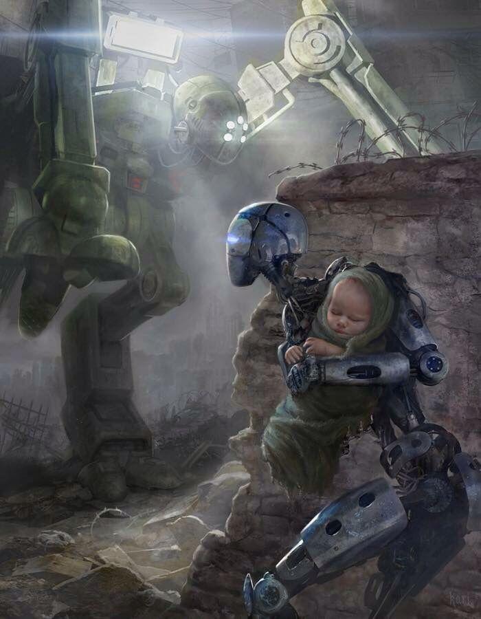 Robots vs. Humans