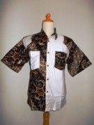 baju batik modern | hem casual http://batikkendil.com