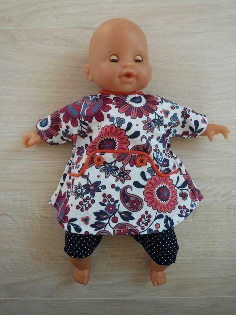 pleins de tutos super sympa pour une poupée de 32 cm- explications aussi pour créer les patrons et les adapter, très intéressant