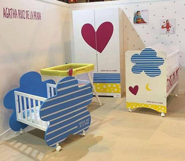 Mobiliario infantil para la decoración de habitaciones de niños y bebés. Descubre las últimas novedades y tendencias en mobiliario infantil.