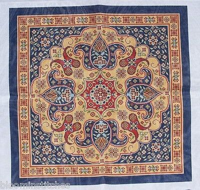 CanvasWorks PO54A Hand Painted Needlepoint Canvas