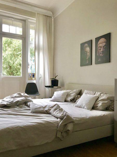 Ein Zuhause wie aus einem Möbelkatalog ist nicht mein Ding!\u201c \u2013 Zu - schlafzimmer ideen altbau